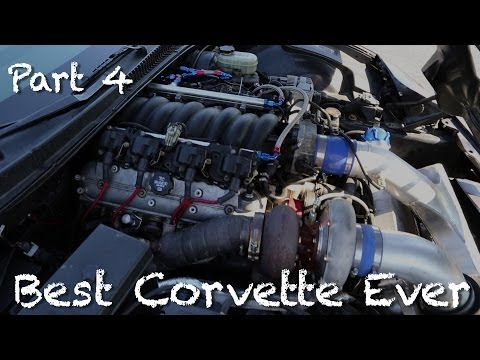 Super Speeders Builds Best Corvette Ever - Part 4
