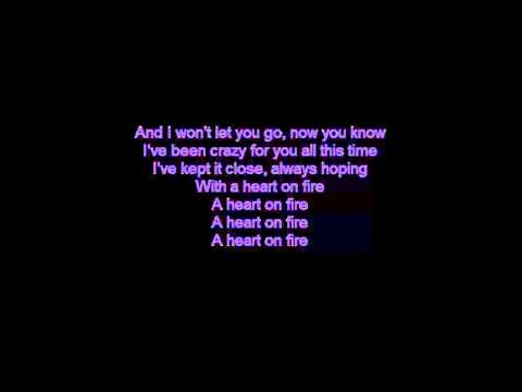 Jonathan Clay - Heart On Fire (ft. Scott Thomas)