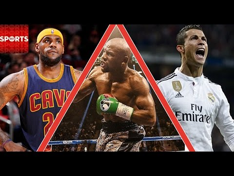 Who is the Highest Paid Athlete 2015?