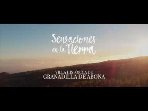 'Sensaciones en la Tierra', vídeo promocional de Granadilla de Abona 2019
