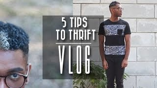 Thrifting Tips • VLOG