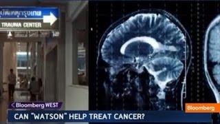 IBM's Breakthrough: Watson May Help Beat Cancer