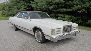 1977 Ford LTD Landau