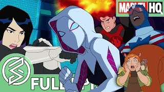 Marvel Rising: Chasing Ghosts | Starring Dove Cameron, Chloe Bennet & Milana Vayntrub | SPECIAL