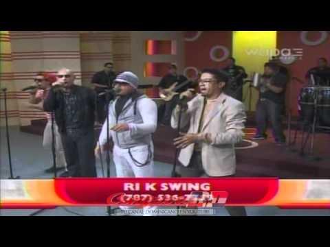 Rika Swing Tocando En Vivo Nov 3 2011 Pegate Al Mediodia