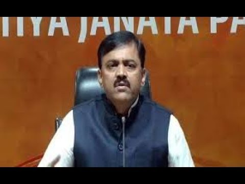 BJP MP GVL Narasimha Rao Press Meet | Vijayawada