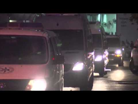 Raw: Palestinian Prisoners Released in Israel
