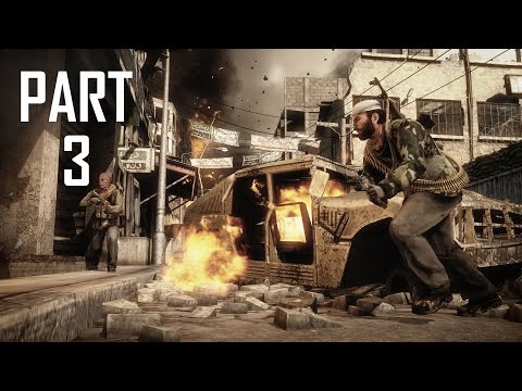 Medal of Honor Walkthrough Gameplay Part 3 Campaign Mission 2 Breaking Bagram