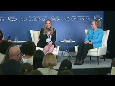 Chelsea Clinton: We're expecting our first baby!