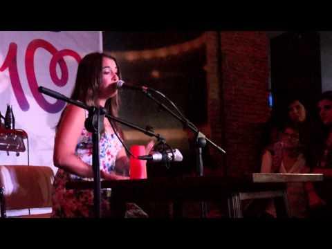 Paulina Rubio - Paula Rojo - Si Me Voy (Cups) (Exclusiva) (Badajoz 2-10-13)