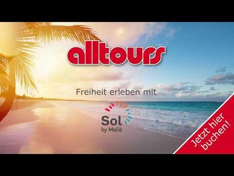 Herre comes the SOL mit alltours und rtk ;-) mein Reisebüro