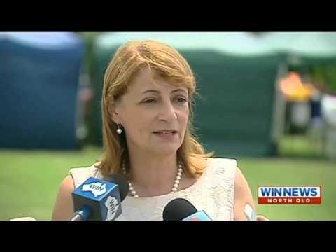WIN News North Queensland (25.1.2016)