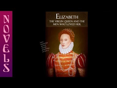 Elizabeth - The Making of a Book Cover