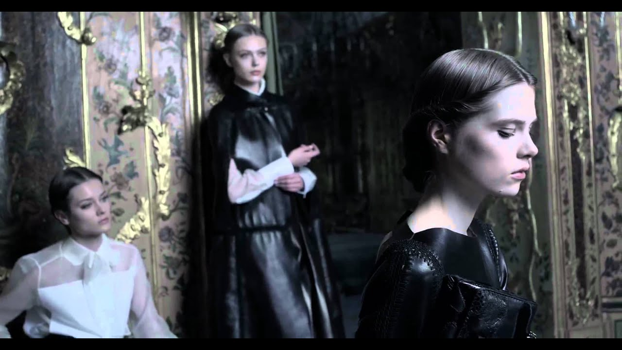 Valentino Fall Winter 2012.13 Advertising Campaign