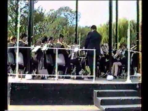 A Walk in The Black Forest - Hendon Band
