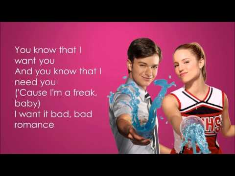 Glee Cast - Bad Romance