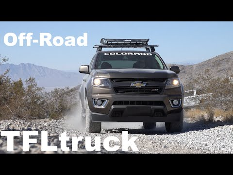 2015 Chevy Colorado Z71 Off-Road Review: Dirty Dusty Desert 1st Drive