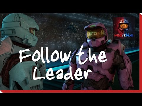 Follow The Leader - Episode 3 - Red Vs. Blue Season 10 video