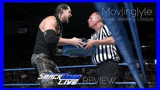 Cash in! | WWE SmackDown Review | 15.08.2017 | Mov|ing|yle