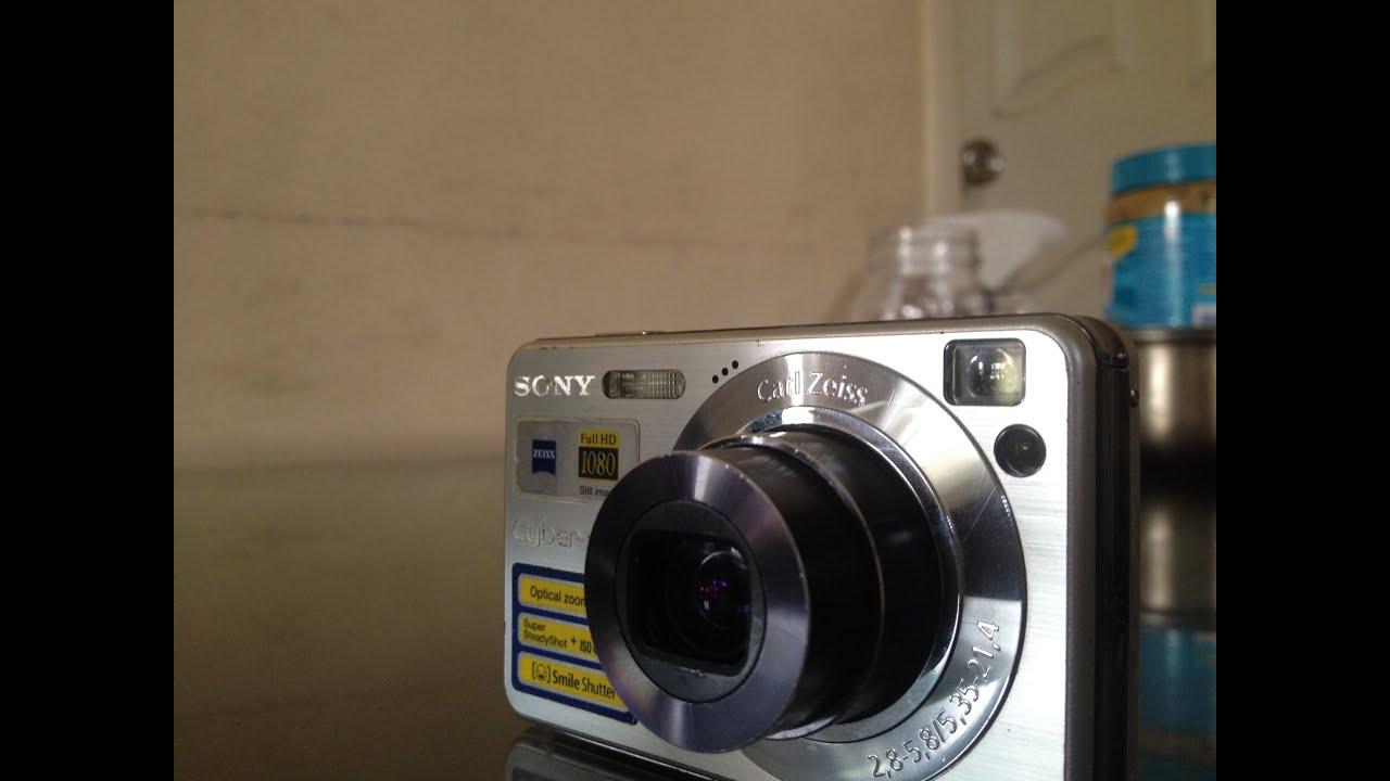 Camara fotos sony dsc-w120 63