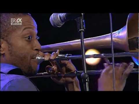 Trombone Shorty&Orleans Avenue - Jazzwoche Burghausen 2011 fragm. 3