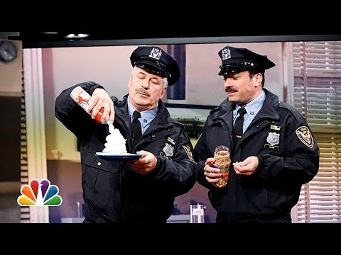 Jimmy Fallon & Alec Baldwin's 80's Cop Show (Late Night with Jimmy Fallon)