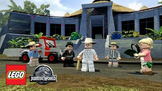 LEGO Jurassic World: The Video Game - Trailer Analysis