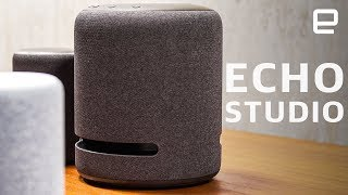 Echo Studio first look: Surprisingly big sound plus Dolby Atmos