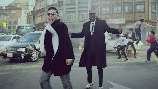 Watch Psy Hangover video