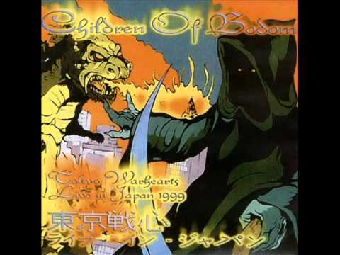 Children Of Bodom - Intro (Tokio Live)