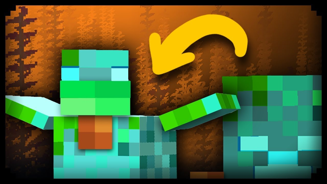 ✔ Minecraft: 10 Things You Didn't Know About Drowned