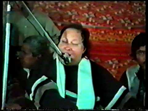 Nusrat Fateh Ali Khan Live Wedding Pakistan 1994 Part 2