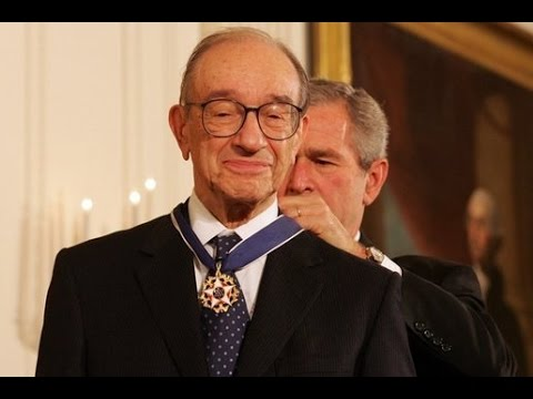Why Was Alan Greenspan Important? Economic Growth, Global Markets (2007)
