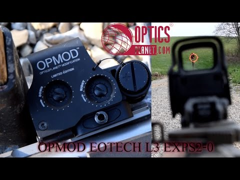 OPMod EOTech EXPS2 Special Edition Holographic Sight