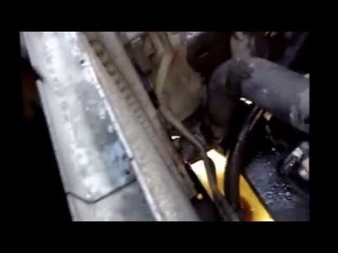 Radiator 1999 Pontiac Montana