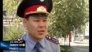 Китайцы против казахов драка