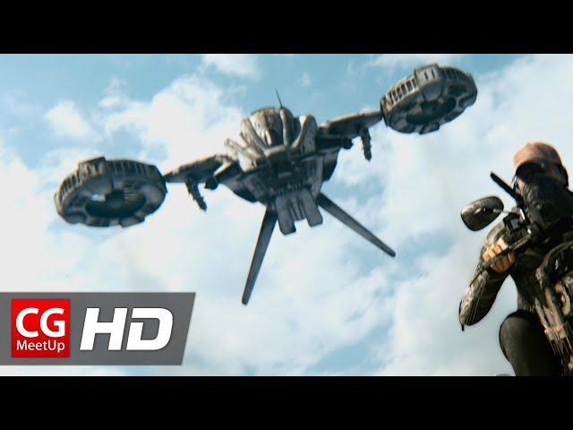 "CGI 3D Animation Short Film HD ""RUIN"" by WES BALL | CGMeetup thumbnail"