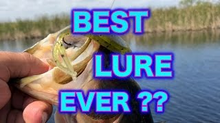How to Fish a Fluke - The Best Bass Lure Ever ?!?