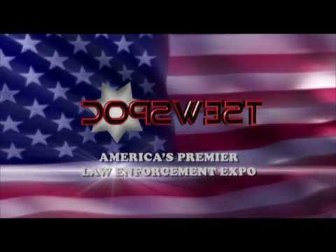 COPSWEST TRADESHOW VIDEO 2011