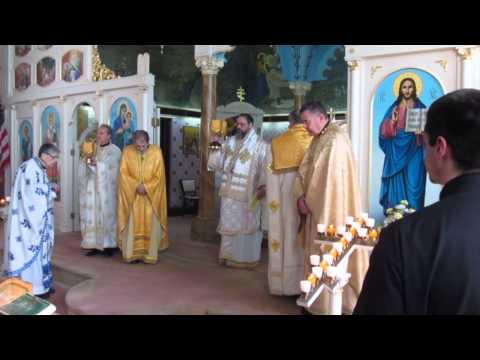 St. Michael's Orthodox Church, Freeland, PA 75th Anniversary, pt.2