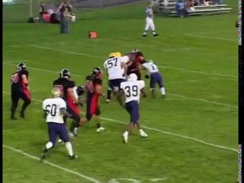 I'm a semi pro football Running back for the Watertown Red and black trying to make it Pro. This video was created by Steve Weed Productions in Watertown New...
