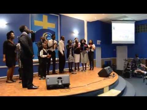 YOUTHFEST 2015 - COJC Choir (God Is My Everything)