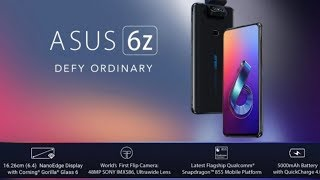 Asus Zenfone 6z Indian unit full review , price , specification