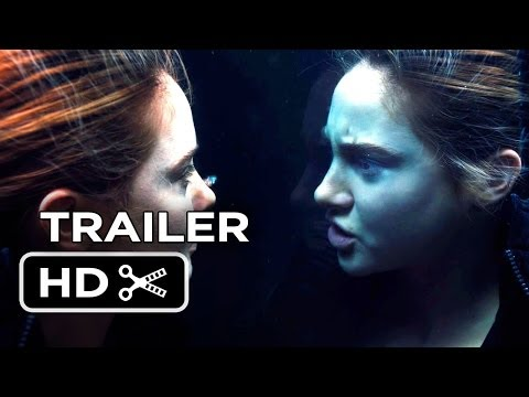 Divergent Official TRAILER 1 (2014) - Kate Winslet, Shailene Woodley HD