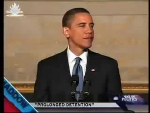 Obama explains the FEMA Camps