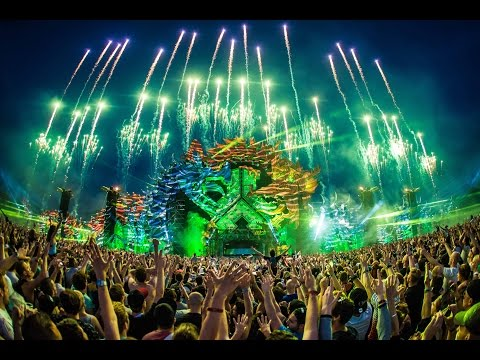 Defqon.1 Weekend Festival 2016 | Official Saturday Endshow