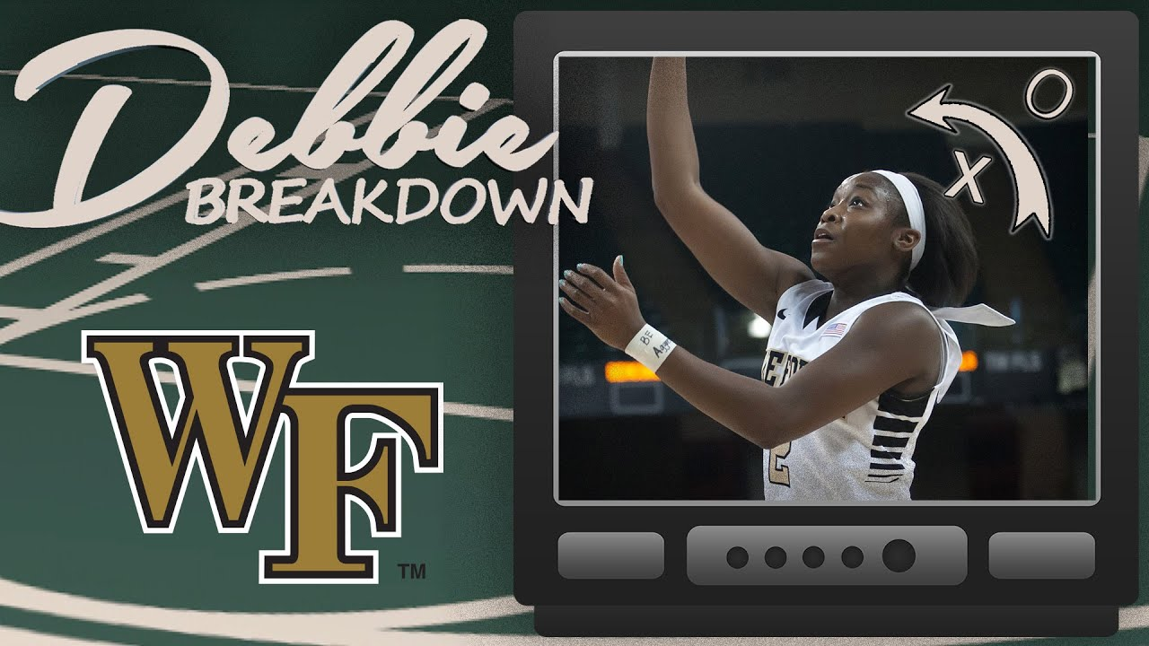 Wake Forest's Amber Campbell Has High Basketball IQ