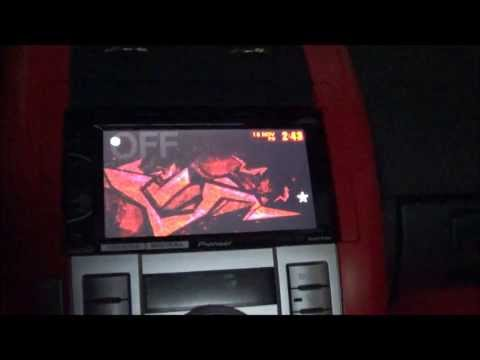 Pioneer AVH-X1500DVD Review
