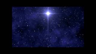 Bethlehem Star Midnight Clear video background loop for Dogwood Church Christmas Special 2016 toddw
