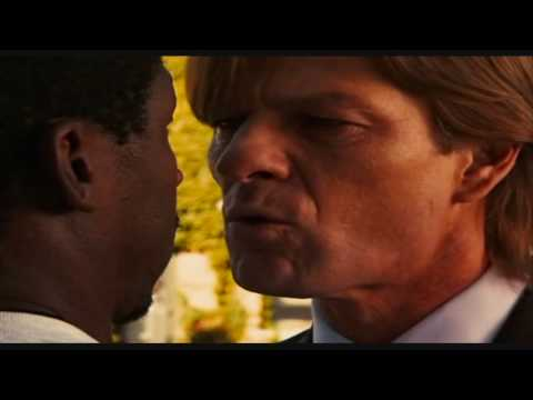 Sean bean  puts a big mouth black man in his place